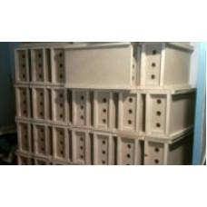 Пчелопакеты 4-х рамочные на рамку 435х230 поставка с 10.05.19 по 20.05.19   Карпатская порода пчёл 77 линии
