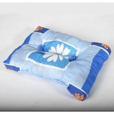 Подушка 16 рамочная ткань ситец, синтепон
