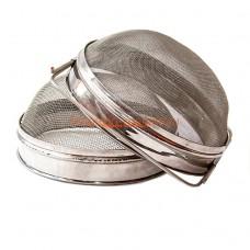 Фильтр для меда диаметр 200 мм нержавеющая сталь (513)