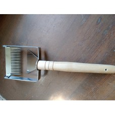 Вилка-культиватор 16 игл ручка дерево