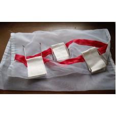 Мешок для откачки меда из забруса