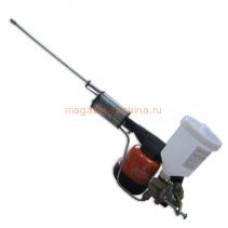 Дым - пушка Varomor. Варомор устройство для окуривания пчел при варроатозе (Украина)