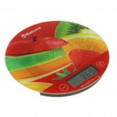 Весы кухонные Sakura SA-6076