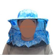 Сетка лицевая, полуоткрытая, ткань бязь (ЦВЕТНАЯ)
