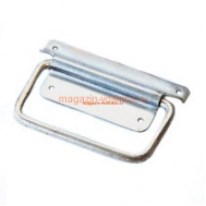 Ручка ульевая дм 8 мм 120х65 мм, оцинкованная