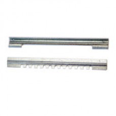 Летковый заградитель1 2-х элементный нижний без отверстий, оцинкованный (570)