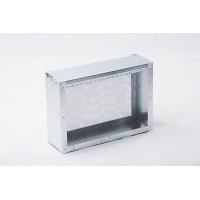 Изолятор маточный 3-х рамочный с металлической сеткой