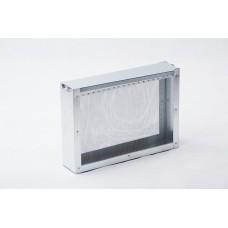 Изолятор маточный 2-х рамочный с металлической сеткой