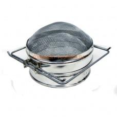 Фильтр для меда диаметр 150 мм оцинкованный (510)