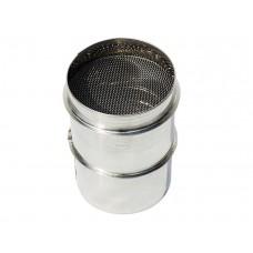 Фильтр на банку для меда диаметр 70 мм нержавеющая сталь (522)