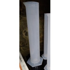 Мерный цилиндр 1000мл пластик