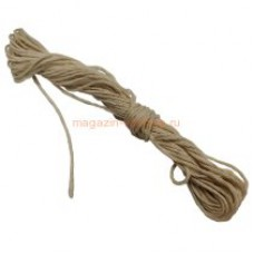 Фитиль плетёный для свечей 10м