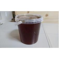 Мёд Разнотравье 1,5 кг Орёл 2021г