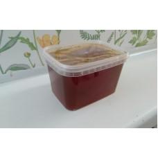 Мёд Разнотравье 0,7 кг Орёл 2021г