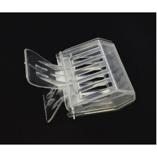 Клип для ловли матки пластмассовый (100)