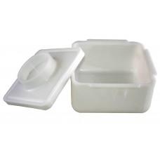 Форма для сыра под пресс квадратная на 3,5-4 кг