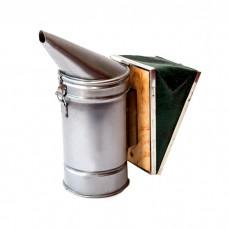 Дымарь2, черный металл, меха искусствен.кожа, со стаканом (440)
