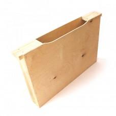 Кормушка боковая деревянная