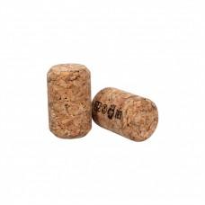 Пробка агломерированная корковая для шампанских вин 47*29мм S6042