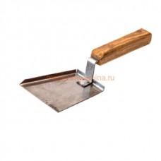 Скребок-лопатка 92х82мм нерж. (494)