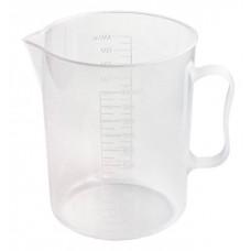 Мерный стакан с ручкой и шкалой 1000мм п/п