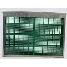 Изолятор 3-х рамочный с ганемановской решеткой