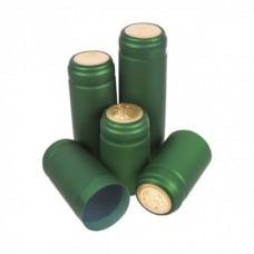 Термоколпачок для винных бутылок зеленый 1шт
