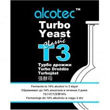 "Спиртовые дрожжи Alcotec ""Turbo 3"", 120г"