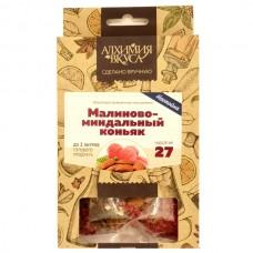 Набор для настойки Алхимия вкуса «Малиново-миндальный коньяк» 43г