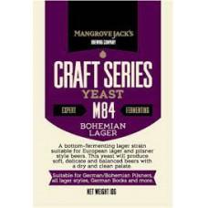 Пивные дрожжи Mangrove Jack's Bohemia Lager M84 10г