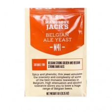 Пивные дрожжи Mangrove Jack's Belgian Ale M41 10г