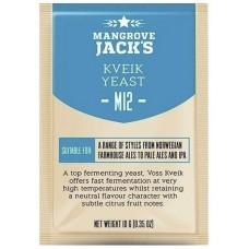 Пивные дрожжи Mangrove Jack's Kveik M12 10г
