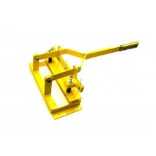 Дырокол ДР-5 желтый 608