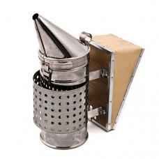 Дымарь ДРН2 нержавейка съемный искусственный мех с частичной защитой (255)
