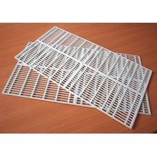 Решетка разделительная на 10-12 рамок (комплект 2 шт)